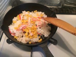 ニトスキ焼き飯