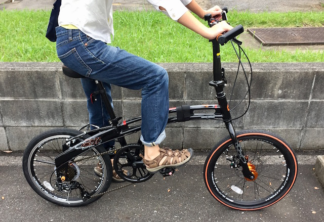 自転車ブランドDOPPELGANGER®[ドッペルギャンガー]折りたたみ自転車 自転車アクセサリ