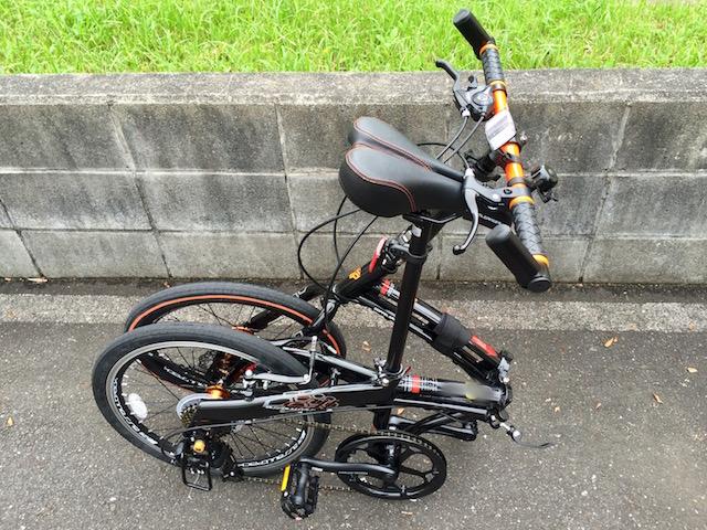 ドッペルギャンガー211アサルトパック 自転車