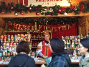 東京クリスマスマーケット2016