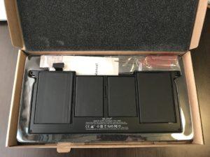 SLODA Apple交換用バッテリー
